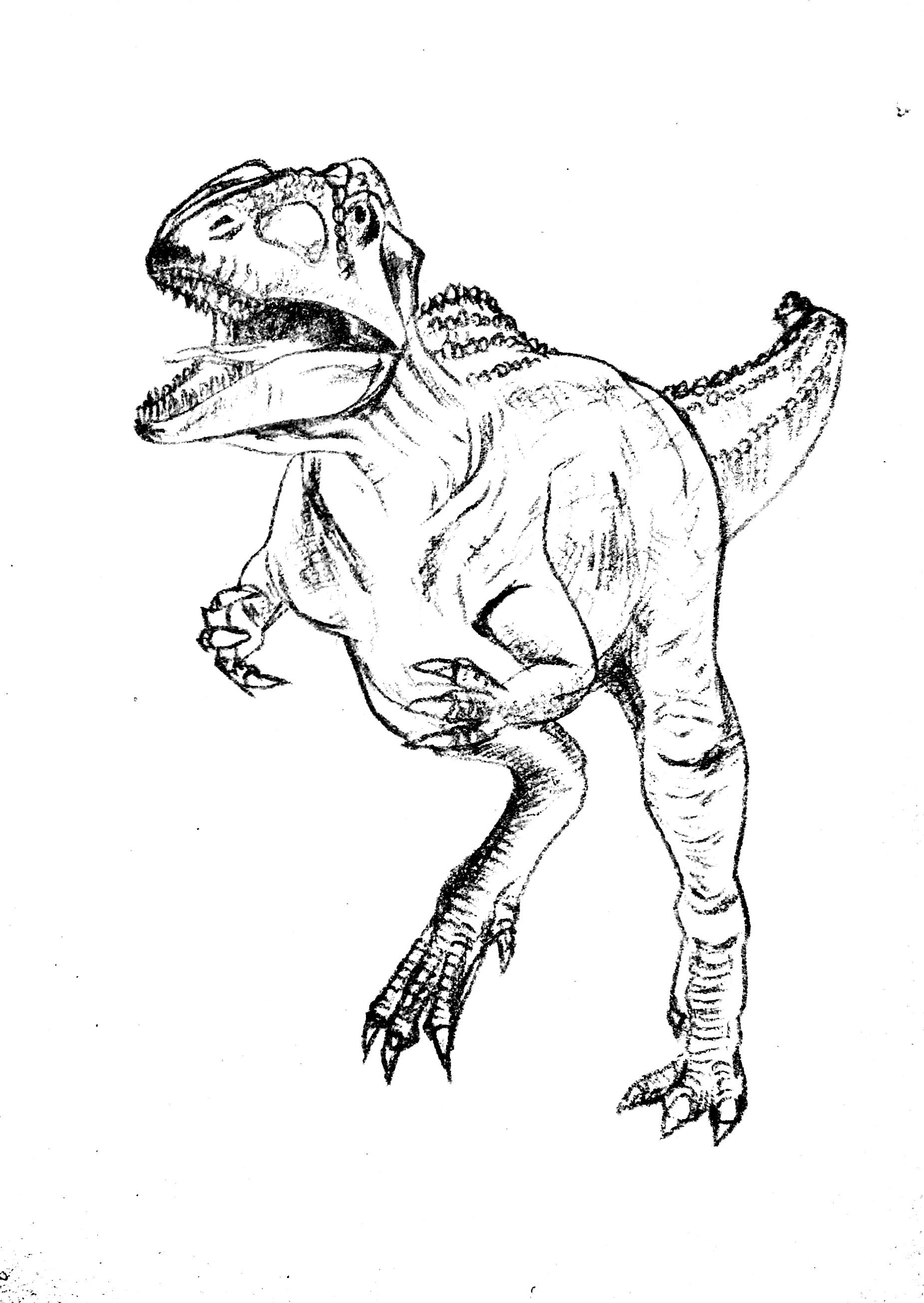 南方巨兽龙